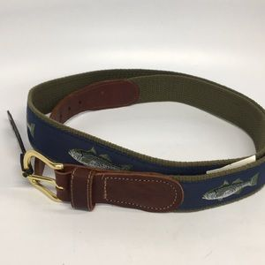 NWT Preston Leather Belt